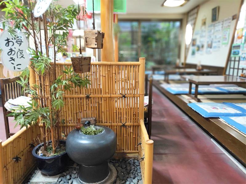 生田屋 店内風景